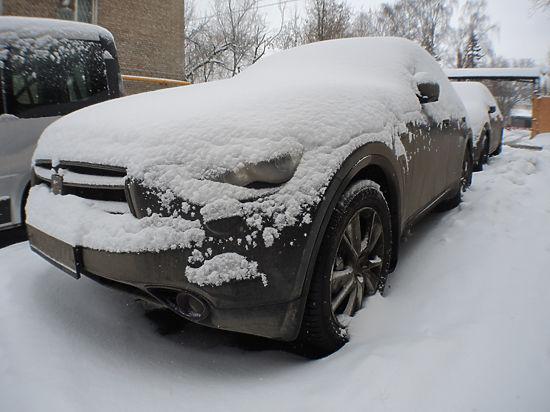 Экспертиза автомобильных «незамерзаек»: с морозами справляются плохо