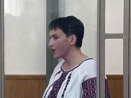 Защита Надежды Савченко потребовала изъять из дела доказательства обвинения