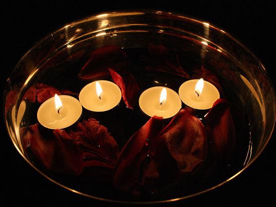 Исследование показало, что ароматические свечи вызывают рак