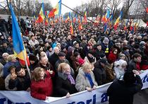 Граждане Молдовы хотят досрочных выборов!