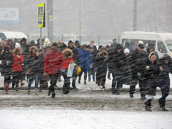 Экологи объявили российские города самыми холодными в мире