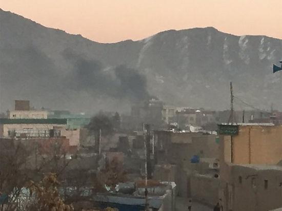 Смертник подорвался у посольства России в Кабуле, есть жертвы