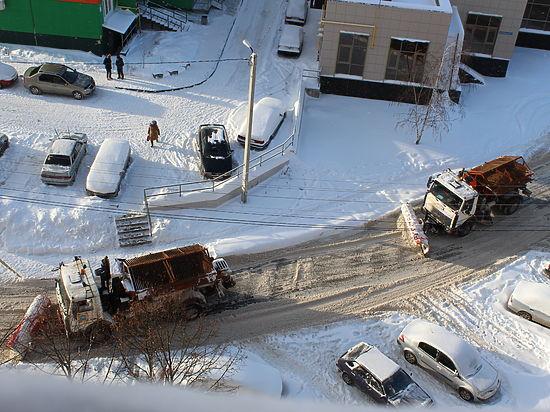 Итоги одного снегопада