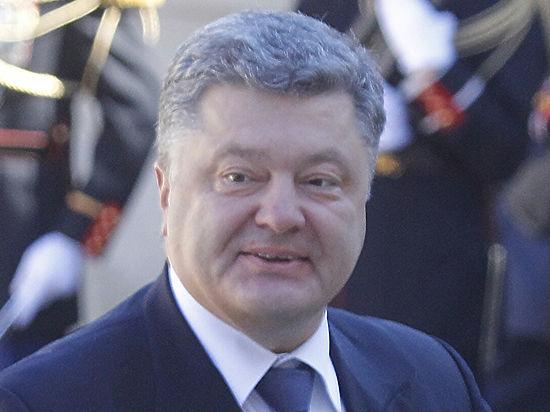 Порошенко создал специальную службу по возвращению Крыма Украине