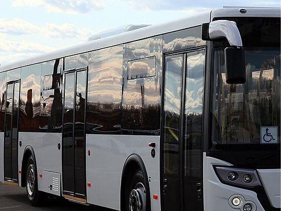 В Подмосковье появились автобусы с наклоняющимся кузовом