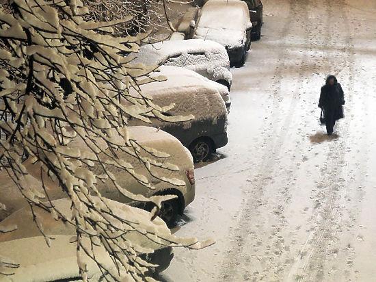 Настоящие холода придут в Москву и область на выходные