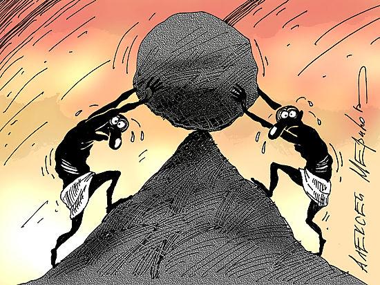 Геополитический вес РФ на мировой арене зависит непосредственно от ее экономического веса