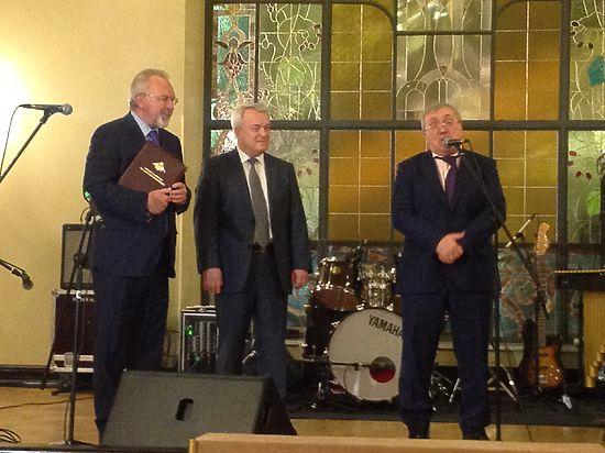 Лучшие представители СМИ получили награды на приеме Союза журналистов Москвы