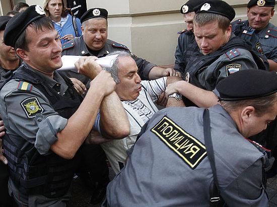 Объявят ли Каспарова врагом народа?