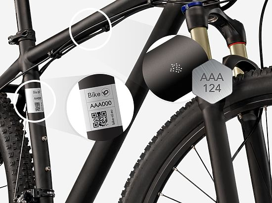Регистрация велосипедов затрудняет их кражу