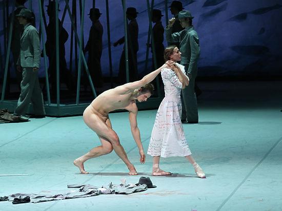 На Исторической сцене Большого театра завершились гастроли труппы Hamburg Ballett