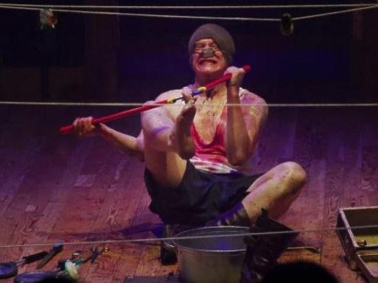 В Москве показали «Ричард III» в постановке Николая Коляды
