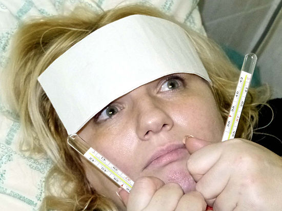Как я болела свиным гриппом: «Трясло, потом ничего не помню»