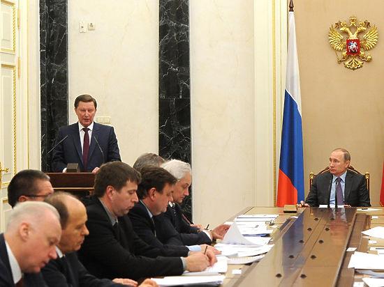 Путин назвал ничтожную сумму, которую удалось отобрать у взяточников