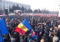 Протесты в Молдове – шумно, но без драк.