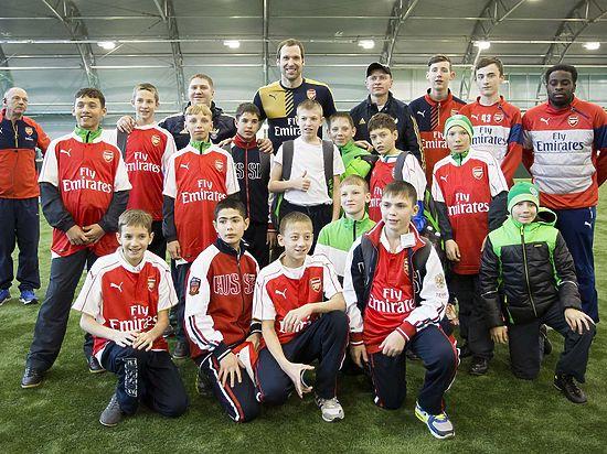 Команда из Ангарска сыграла вничью с «Арсеналом»