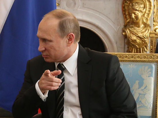 При этом рейтинг российского президента до сих пор очень высок