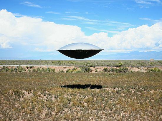 ЦРУ рассекретило официальные отчеты о появлениях НЛО