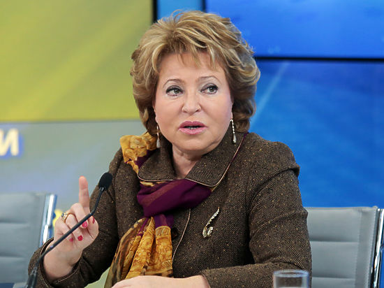 Матвиенко заявила о беспределе коллекторов: их деятельность нужно приостановить