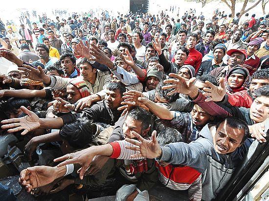 О начале депортации заявили власти страны