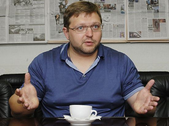 Никита Белых похудел на 17 кг