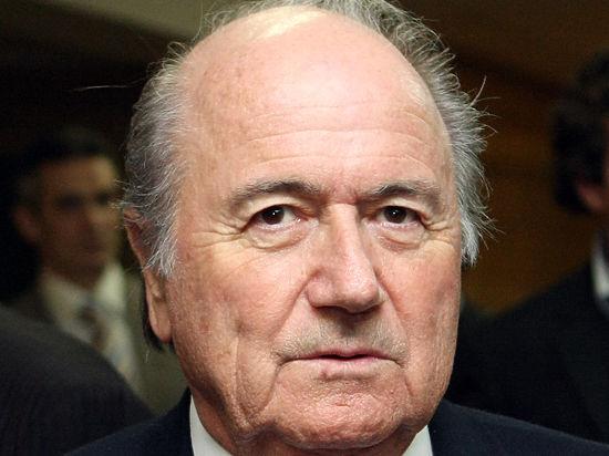 Осведомитель предоставил властям Швейцарии доказательства вины президента ФИФА Блаттера