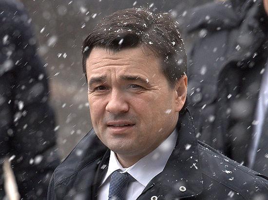 Губернатор Подмосковья вчетвертый раз обратился кжителям области