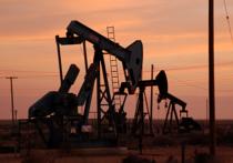 Нефть в конце января стремительно прыгнула вверх по цене