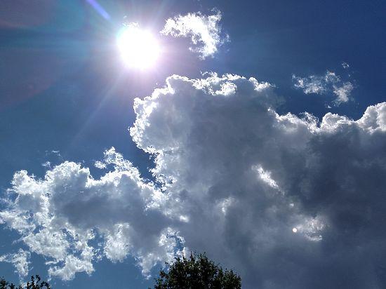 Над Россией нависла огромная озоновая дыра