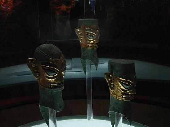 Найденным предметам более трёх тысяч лет