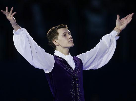Ковтун «из-за волнения» завоевал «бронзу» чемпионата Европы по фигурному катанию