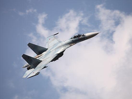 Пентагон: российский истребитель совершил опасный перехват самолета США