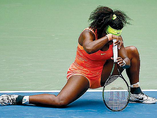 В финале Открытого чемпионата Австралии по теннису – сенсация