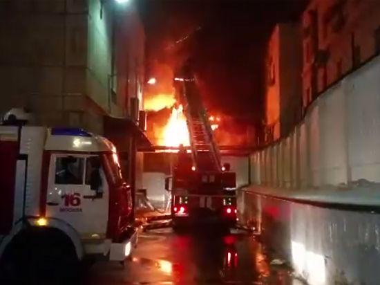 В здании на Стромынке не проверяли состояние противопожарной безопасности