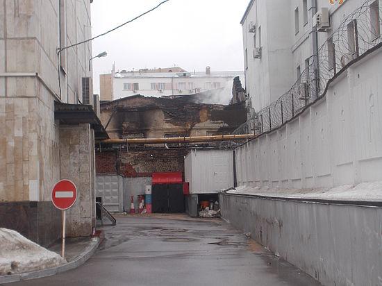 Основные версии страшного пожара на Стромынке