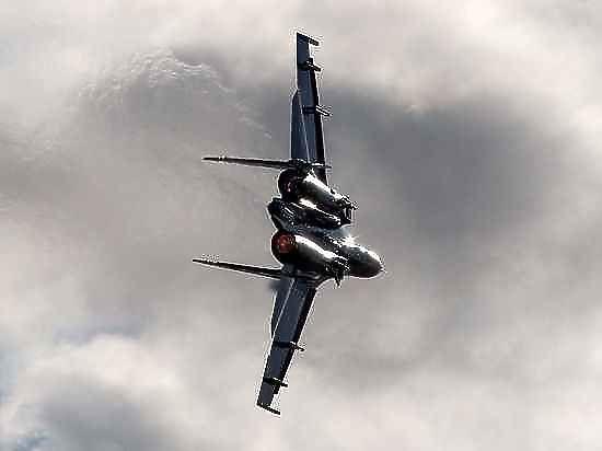 Пентагон подтвердил нарушение Су-34 границ Турции