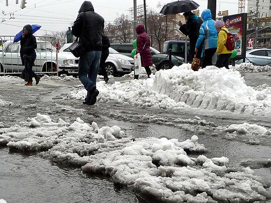 31 января стало самым теплым в Москве за историю метеонаблюдений