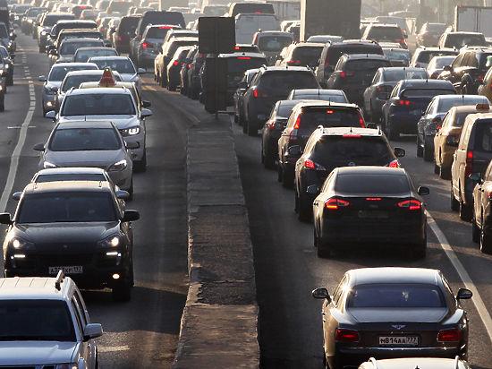 В Москве идет борьба не с пробками, а с автолюбителями