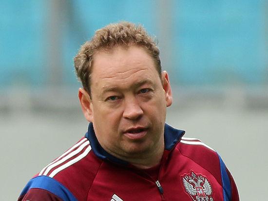 Главный тренер сборной России Слуцкий рассказал о неуважении к футболистам