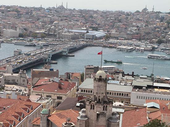 Туристическая отрасль страны показала спад еще до введения российских санкций