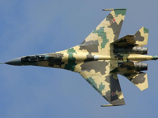 Россия направила в Сирию новейшие Су-35С после конфликта с Турцией