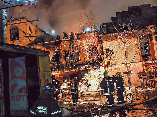 12 гастарбайтеров сгорели во время праздника