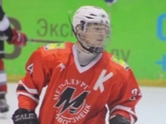 16-летний хоккеист «Металлурга» Орехов умер от полученных в игре травм