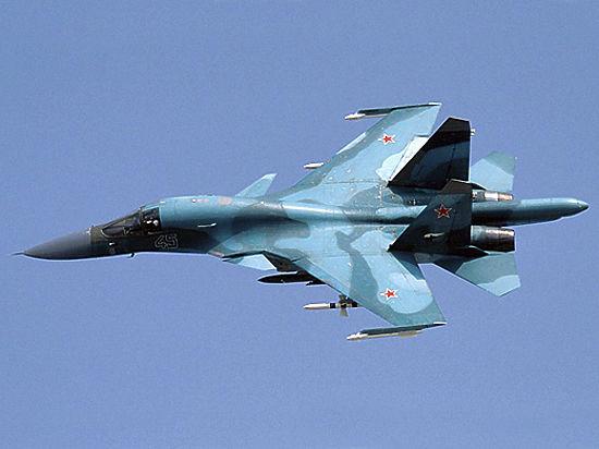 А в Сирию были переброшены четыре российских сверхманевренных Су-35С