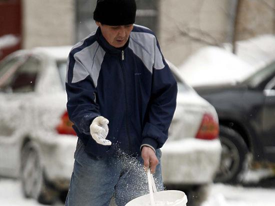В Москве предложили использовать мраморную крошку несколько раз