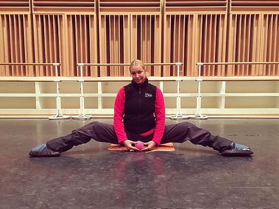 Сбылась детская мечта балерины