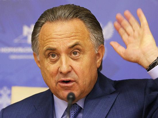 По словам главы РФС, Джанни сможет решить проблемы организации
