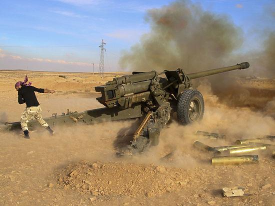 Силы Башара Асада ведут успешное наступление на северо-западе страны