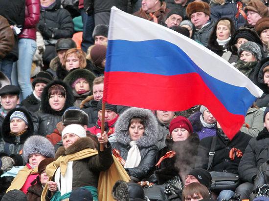 Предложенная Путиным национальная идея устраивает всех и не устраивает никого