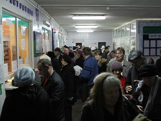 Репортаж из районной поликлиники во время эпидемии ОРВИ